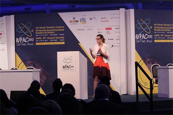 2017 IUPAC Jackie O'Neil