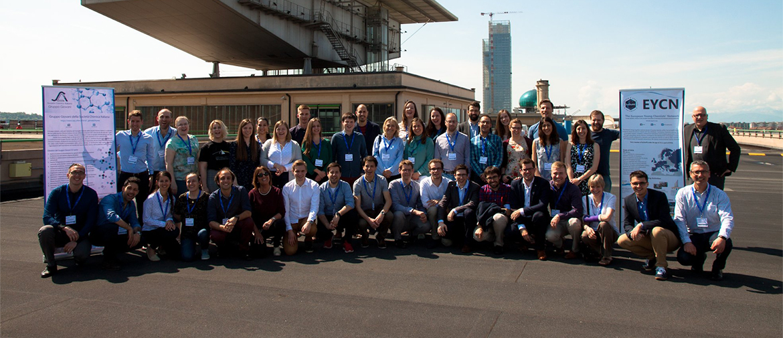 2018 EYCN Delegates